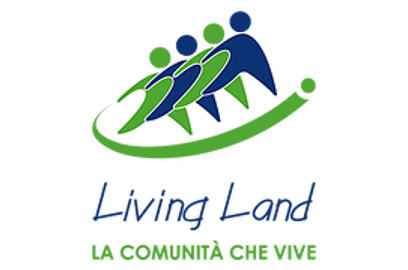 Living Land logo